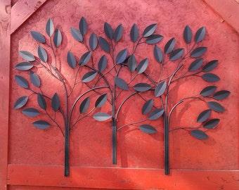 Large Metal Tree Wall Art, Tree Decor, Tree Wall Decor, Metal Wall Art, Tree Wall Art, Tree of Life, Metal Wall Decor, Black Wall Art
