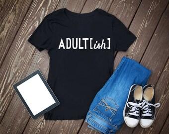 white,adult,adultish,adult-ish,ish,