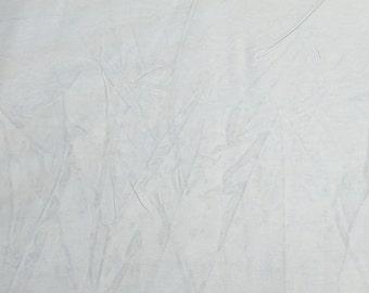 New Aged Muslin Cloth-Light Grey Cotton Fabric from Marcus Fabrics