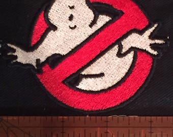 Ghostbusters Embroidery Design - Digital Download Only