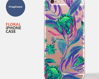 Floral iPhone 6s Case, Floral iPhone Case, Floral iPhone 6s Plus Case, Floral iPhone 7 Case, Floral iPhone 6 Plus Case (Shipped From UK)