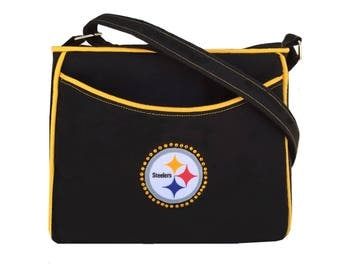 Pittsburgh Steelers Crossbody / NFL Purse /  Handbag