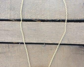 Titanium Quartz Necklace