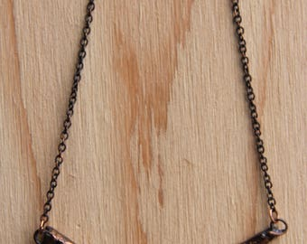 Twig Necklace (Wide V)
