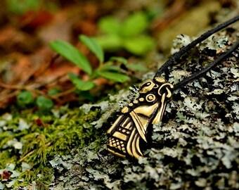 Viking Valkyrie Pendant