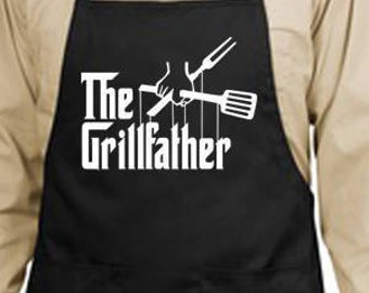 Grill apron for DAD