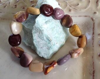 Mookaite Crystal Bracelet C35
