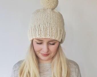 Knit Rib Beanie x The Vivienne hat x fisherman