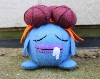 Felt Gloom Pokemon Plush