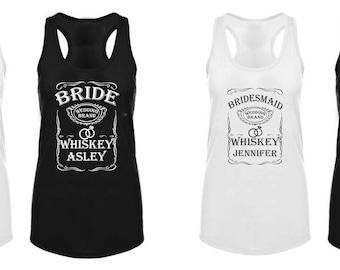 Bride Tank Top. Bride Shirt. Bride to be Tank Top. Bachelorette Party. Bride. Bridesmaid . Wedding Bridal Party