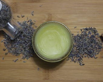 Healing Herbal Salve - Cuts, Scrapes, Burns, Diaper Rash, Eczema, Dry Skin, Organic, Essential Oils