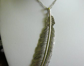 Metal Feather