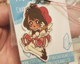 Cardcaptor Sakura charm