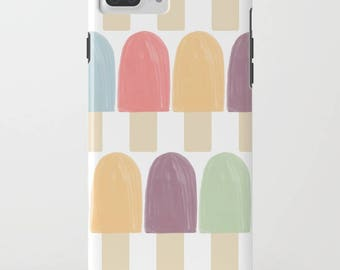 Popsicle Phone Case, Slim Case, Tough Case, iPhone Case, iPhone 7 case, iPhone 6s case, iPhone 6 case, iPhone 7 plus case, iPhone 6s plus