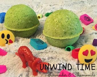 Unwind Time- 6oz.
