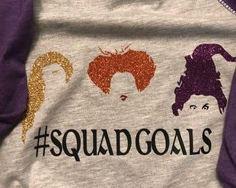 Halloween Hocus Pocus Squad Goals