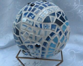 Mosaic Garden Orb/Ball