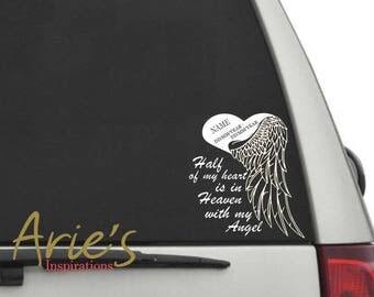Vinyl Car Decal Etsy - Vinyl decals car