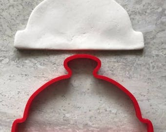 Christmas Toque Cookie Cutter