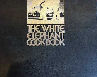 1973, The White Elephant Cookbook