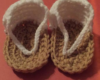 Customizable Baby Sandals