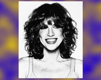 Embroidery Carly Simon singer composer star