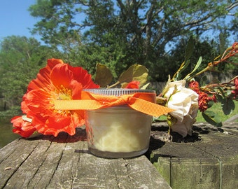 Beeswax Candle - Lavender