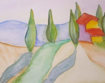 Visions of Tuscany