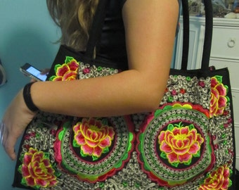 Lovely Hand stitched Purse