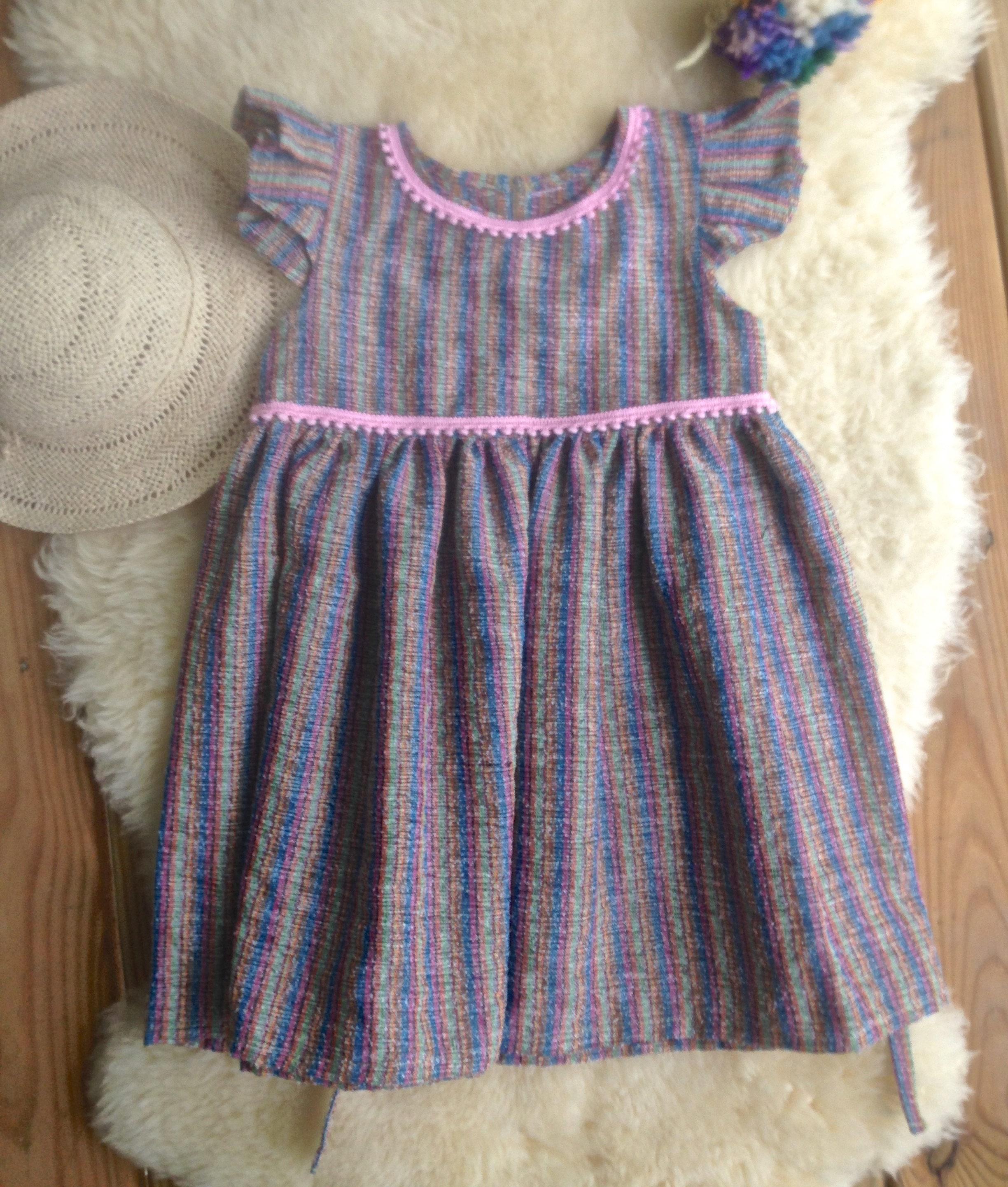3T Dress Bohemian Baby Baby Fashion Boho Kids Hippie Baby Dress