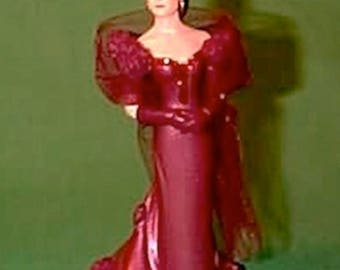 SCARLET O'HARA-first in the series of the Scarlet Hallmark Ornaments