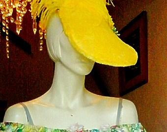 Laburnum Hat