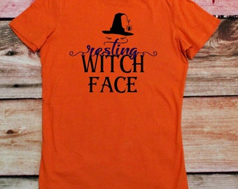 funny halloween, witch shirt, womens halloween, halloween shirt, halloween party, party shirt, holiday shirt, funny clothing, funny tshirt