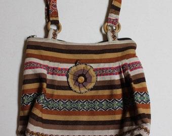 Incan Design Bag