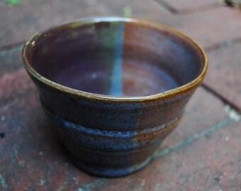 Blue/Purple Ceramic Tea Bowl