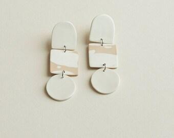 XL Dome Earrings