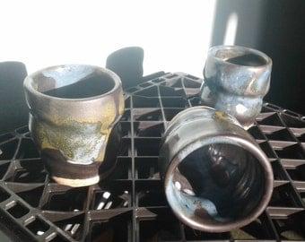 Midnight Shot Cups