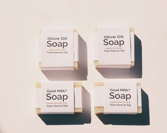 Olive Oil Soap 1 bar