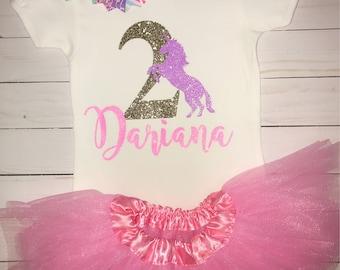 Unicorn Birthday Shirt,1st,2nd,3rd,4th,5th,6th,7th,8th,9th,10th