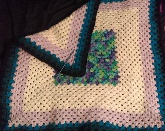 Granny's So Square Blanket