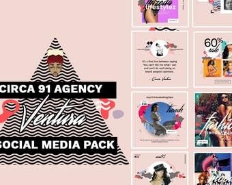 Ventura Social Media Pack