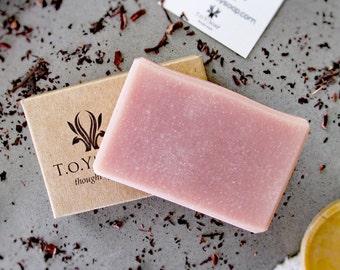 Just Lavender Soap - Handmade, Bar Soap, Bathroom Soap, Guest Soap, Lavender Essential Oil