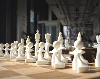 Paco Ŝako Chess set