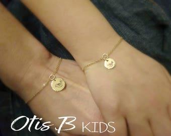 Baby Bird Mama Bird matching bracelets, mother daughter set, recital gift, big and little gift, mother daughter jewelry, Otis B Kids
