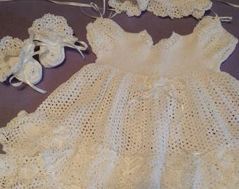 Heirloom Christening Gown Set