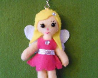 Pocket Fairy Keyring