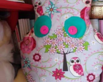 OWL pillow / OWL