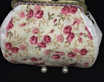 shabby, vintage, retro, Victorian, Victorian purse