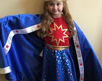 Children's Superhero Costume
