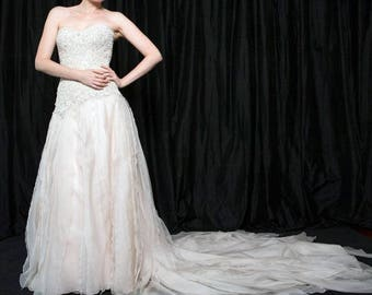 Deborah' Bridal Gown